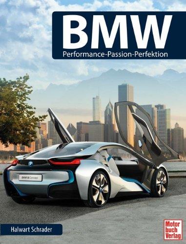 9783613036789: BMW: Passion. Power. Perfektion