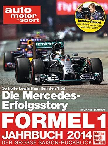 9783613036925: Formel 1 - Jahrbuch 2014