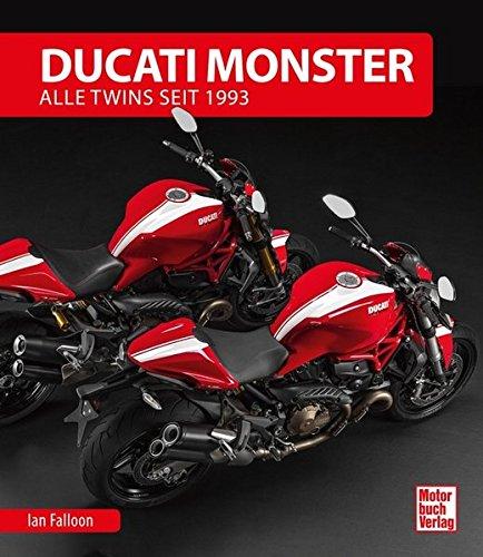 9783613039216: Ducati Monster