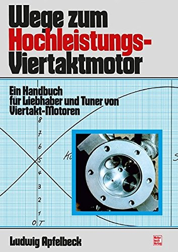 Wege zum Hochleistungs-Viertaktmotor: Apfelbeck, Ludwig