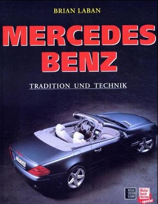 Mercedes-Benz (9783613302761) by Brian Laban