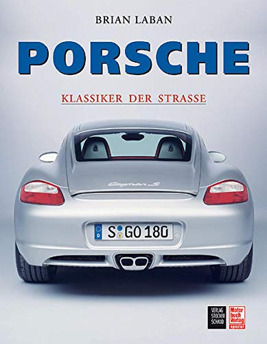 Porsche (9783613305212) by Brian Laban