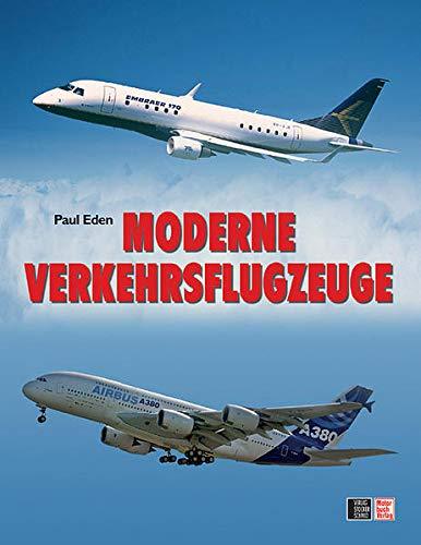 9783613305458: Moderne Verkehrsflugzeuge
