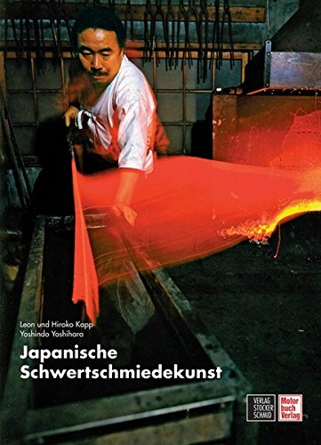 9783613306301: Japanische Schwertschmiedekunst