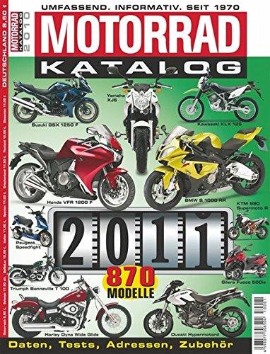9783613306653: Motorrad Katalog 2011: 870 Modelle
