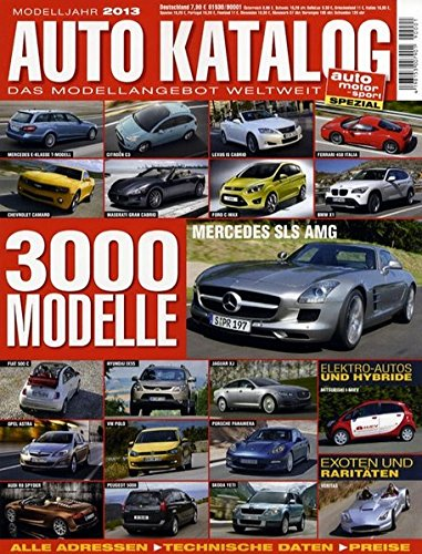9783613307193: Auto-Katalog 2013