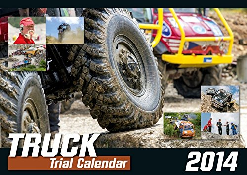 9783613307360: Truck Trial Calendar 2014