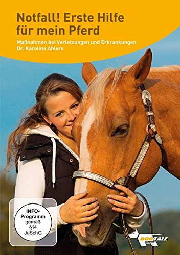 9783613307483: Notfall! Erste Hilfe für mein Pferd: Maßnahmen bei Verletzungen und Erkrankungen [Alemania] [DVD]