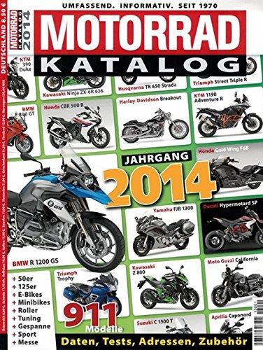 9783613307520: Motorrad-Katalog 2014