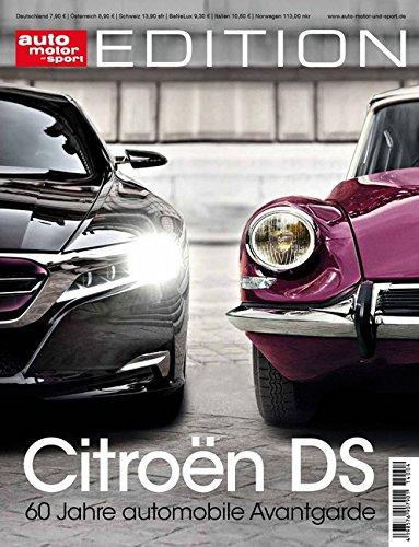 9783613307940: auto motor und sport Edition - Citroen DS