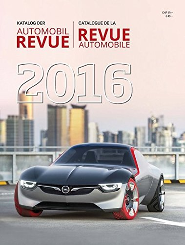 9783613308114: Katalog der Automobil-Revue 2016