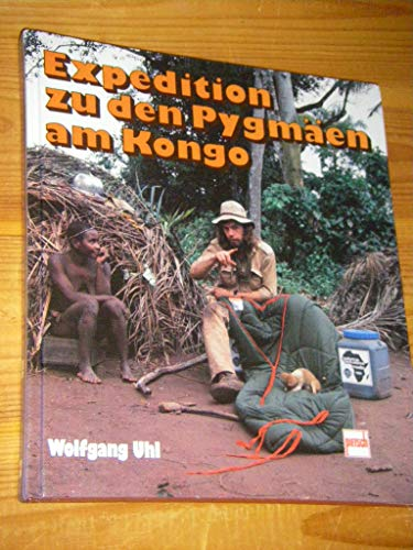 9783613500747: Expedition zu den Pygmäen am Kongo