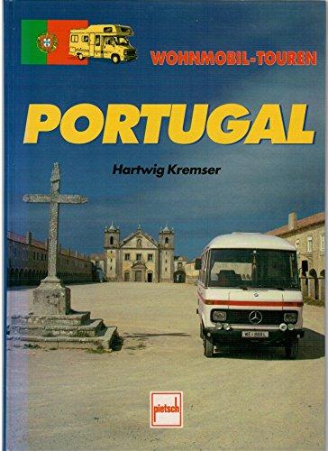 9783613502123: Portugal. Wohnmobil-Touren