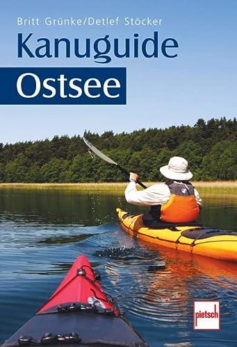 9783613505520: Kanuguide Ostsee
