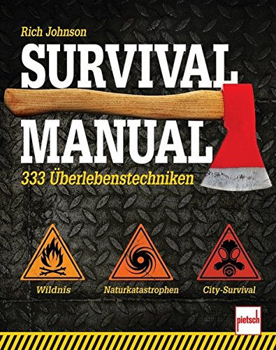 Survival Manual (3613506947) by [???]
