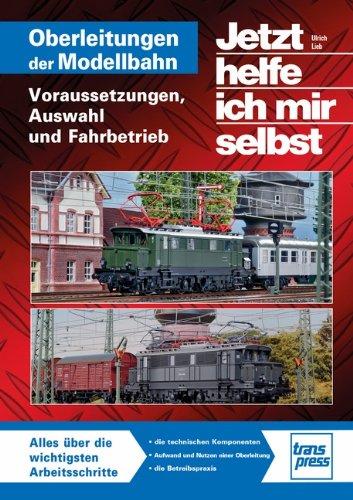 9783613714724: Oberleitungen auf der Modellbahn