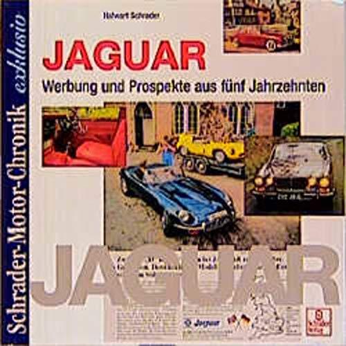 jaguar werbung von schrader zvab. Black Bedroom Furniture Sets. Home Design Ideas