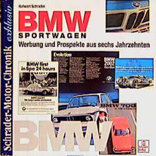 9783613871519: BMW Sportwagen. Werbung und Prospekte aus sechs Jahrzehnten
