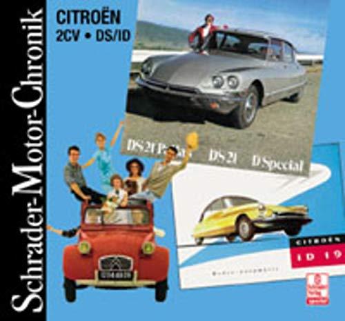 9783613872325: Citroen 2 CV, ID/DS