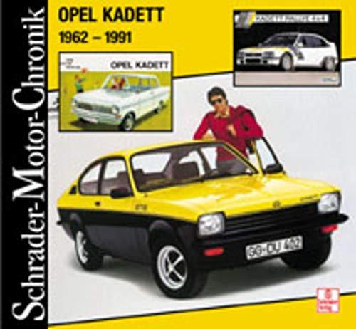 Opel Kadett 1962 - 1991: Roland, Martin