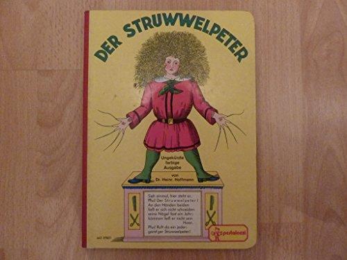 9783614398015: Der Struwwelpeter (Kindergartenalter)