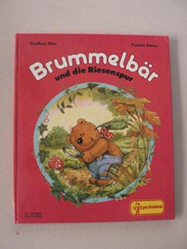9783614460927: Brummelbär und die Riesenspur