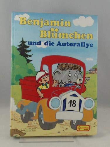 9783614490085: Benjamin Bl�mchen und die Autorally