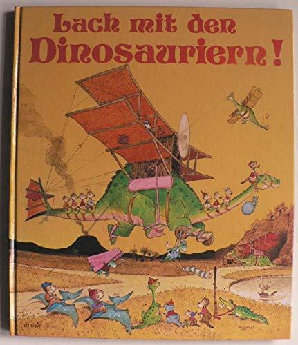 9783614519212: Lach mit den Dinosauriern