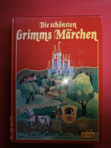 Kinder-und Hausmarchen: Grimm, Jacob and