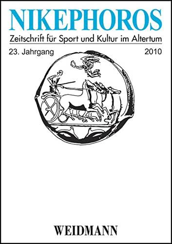 Nikephoros - Zeitschrift für Sport und Kultur: Wolfgang Decker, Peter