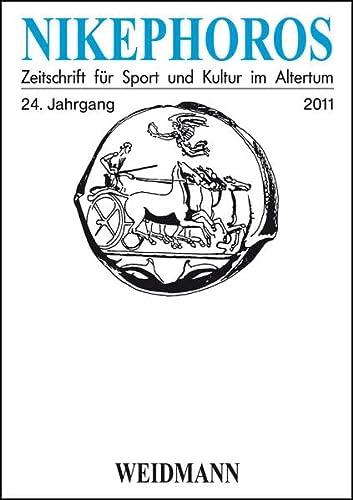 Nikephoros - Zeitschrift fur Sport und Kultur: Wolfgang Decker, Peter