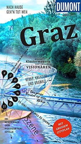 DuMont direkt Reiseführer Graz : Mit großem Cityplan - Daniela Eiletz-Kaube