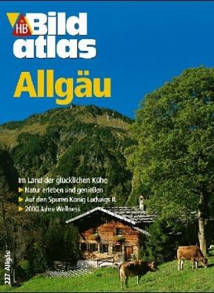 9783616060934: HB Bildatlas, H.93, Allgäu