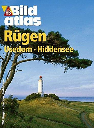 9783616061092: Bildatlas Rügen, Usedom, Hiddensee.