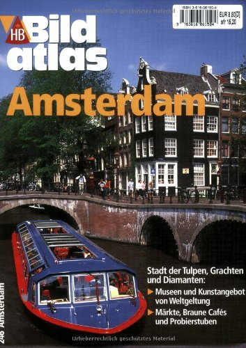 9783616061504: HB Bildatlas Amsterdam