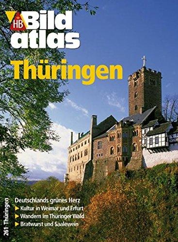 9783616061672: HB Bildatlas Thüringen