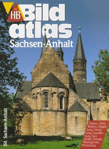 9783616062143: HB Bildatlas Sachsen-Anhalt