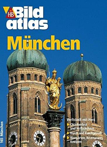 9783616062655: HB Bildatlas M�nchen