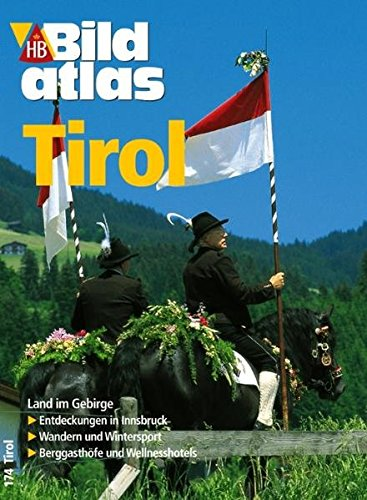 9783616062747: HB Bildatlas Tirol