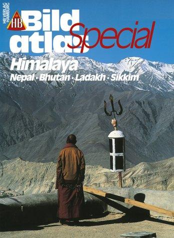 9783616064253: HB Bildatlas Special, H.25, Himalaya