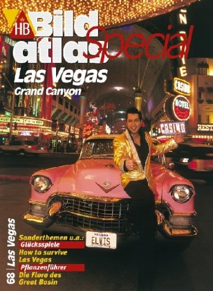 9783616064680: HB Bildatlas Special, H.68, Las Vegas, Grand Canyon