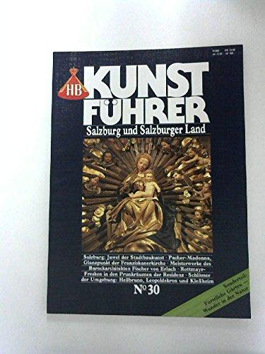 9783616065304: HB Kunstführer, Nr.30, Salzburg und Salzburger Land