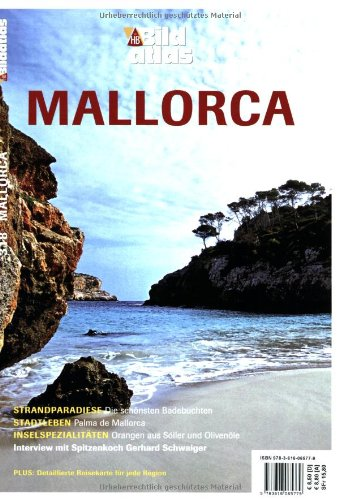 9783616065779: Bildatlas Mallorca