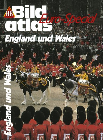 HB-Bildatlas Euro-Special 8 England und Wales: Polster, Bernd