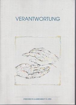 VERANTWORTUNG. Aufsätze z. Thema (in pädagogischer Sicht). Hrsg. v. P. Fauser, H. Luther ...