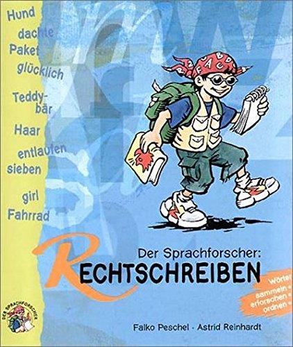 9783617923146: Der Sprachforscher: Rechtschreiben
