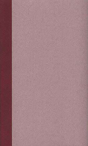 Werke und Briefe in vier Bänden: Bettine von Arnim