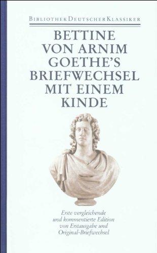 Goethe gesammelte werke online dating