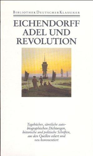 Werke Tagebücher, autobiographische Dichtungen, historische und politische Schriften: Joseph ...