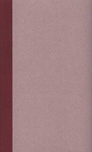 Werke und Briefe in vier Bänden (komplett). Lederausgabe: Bettine von Arnim